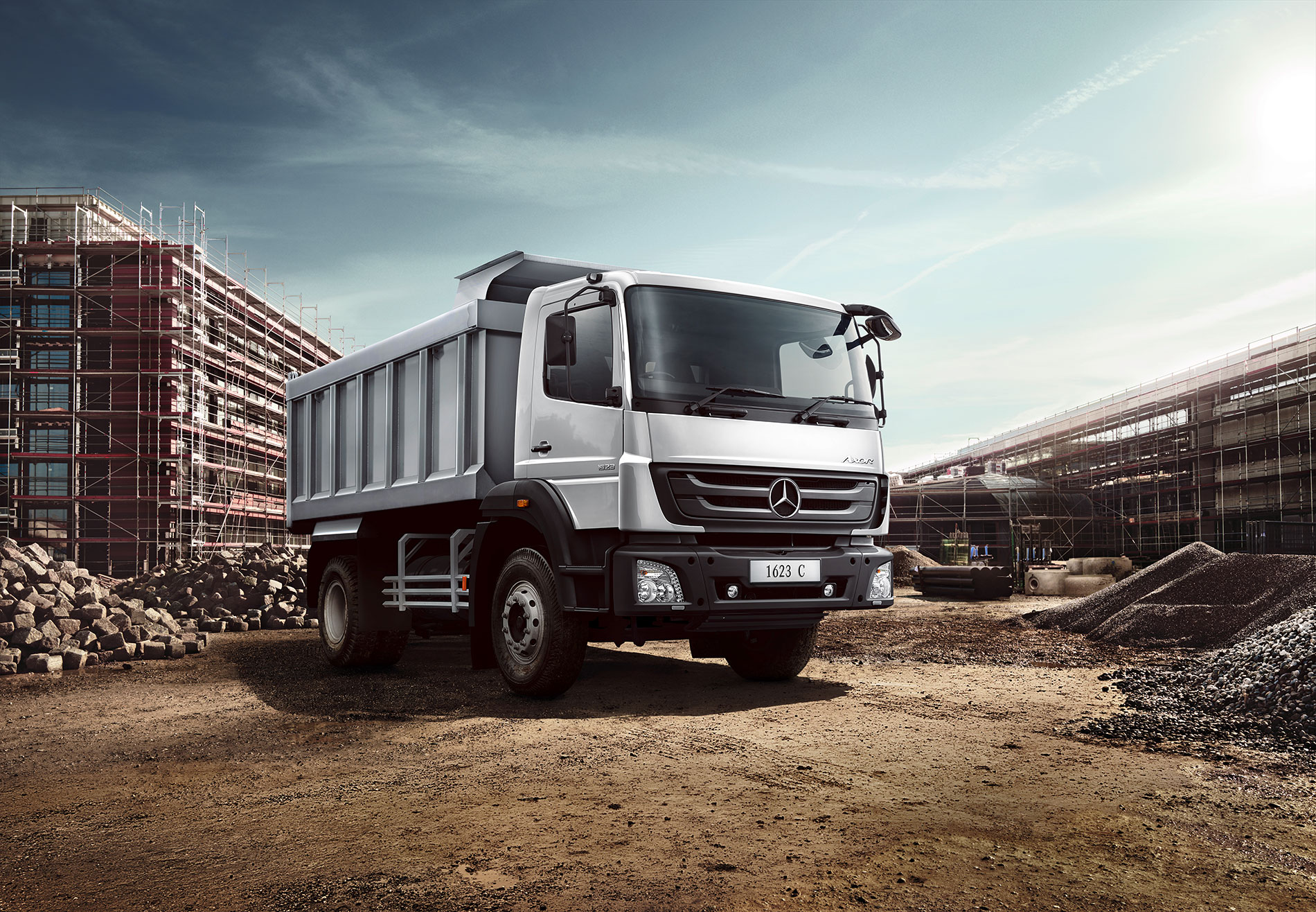 MERCY-Trucks-1623-TIPPER
